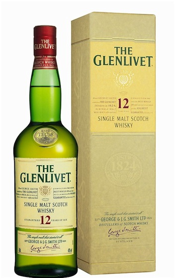 THE GLENLIVET12 さば味噌