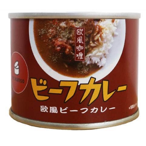 ビーフカレー缶詰