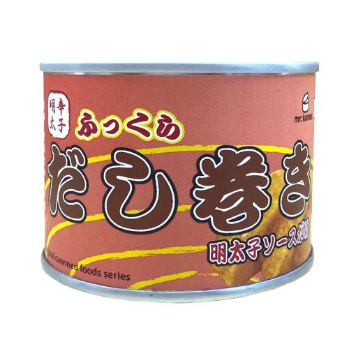 だし巻き明太子缶詰