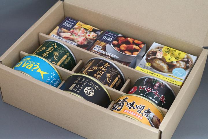 缶詰ギフトセット特集