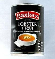 ロブスタースープ缶詰