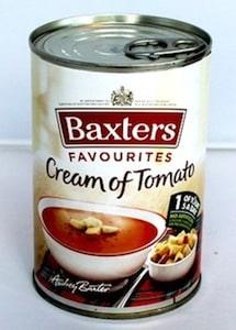 Baxters トマトクリームスープ