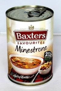 ミネストローネ缶詰