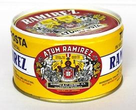 ポルト産カツオのツナ缶