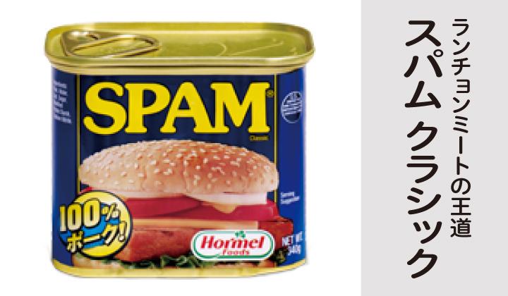 スパムレギュラー缶詰